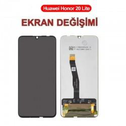 Huawei Honor 20 Lite Ekran değişimi