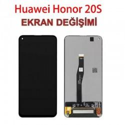 Huawei Honor 20 S Ekran değişimi