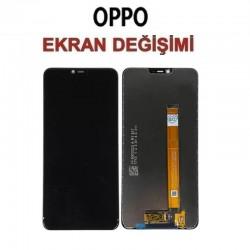 Oppo A5 Ekran değişimi