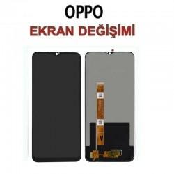 Oppo A9 Ekran değişimi