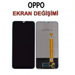 Oppo F5 Ekran değişimi