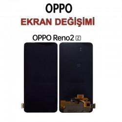 Oppo Reno 2 Z Ekran değişimi