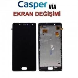 Casper Via E1 Ekran değişimi