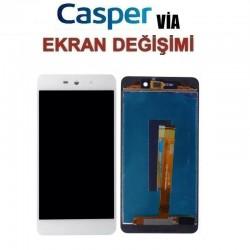 Casper Via V3 Ekran değişimi