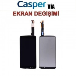 Casper Via V4 Ekran değişimi