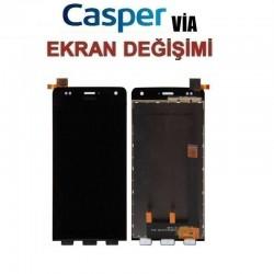 Casper Via V5 Ekran değişimi