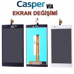 Casper Via V6 Ekran değişimi