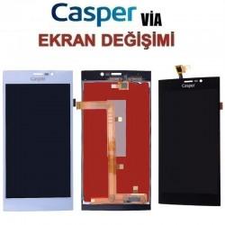 Casper Via V6X Ekran değişimi