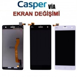 Casper Via V8 Ekran değişimi
