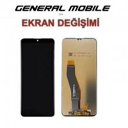 General Mobile GM20 Ekran değişimi