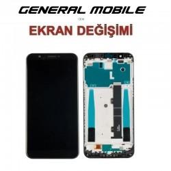 General Mobile GM8 Ekran değişimi