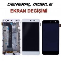 General Mobile GM5 Ekran değişimi