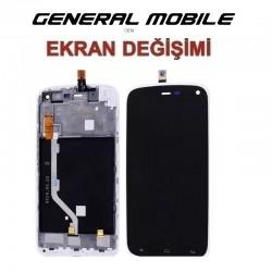 General Mobile E3 Ekran değişimi