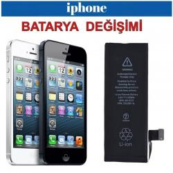 İPhone 5 - 5S - 5C Batarya değişimi