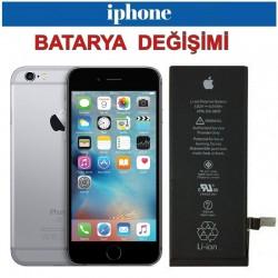 İPhone 6 plus Batarya değişimi