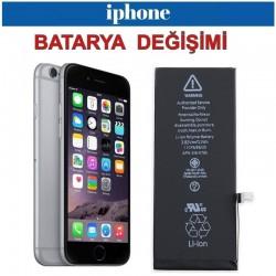 İPhone 6 Batarya değişimi