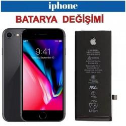 İPhone 8 Batarya değişimi