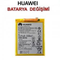 Huawei P9 Lite Batarya değişimi