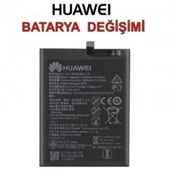 Huawei Honor 9 Batarya değişimi