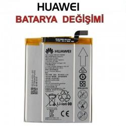 Huawei Mate S Batarya değişimi