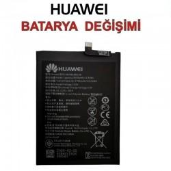 Huawei P Smart S - Plus Batarya değişimi