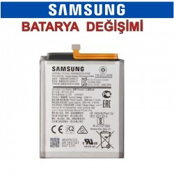 Samsung Galaxy A01 A015 Batarya değişimi