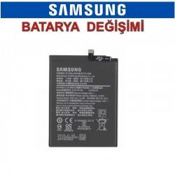 Samsung Galaxy A21 A215 Batarya değişimi