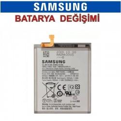 Samsung Galaxy A20 A205 Batarya değişimi