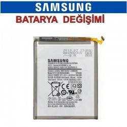 Samsung Galaxy A30S A307 Batarya değişimi