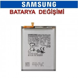 Samsung Galaxy A31 A315 Batarya değişimi