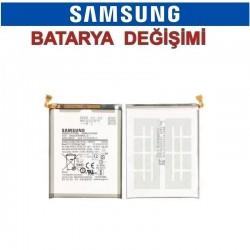Samsung Galaxy A71 A715 Batarya değişimi
