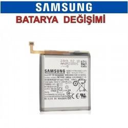 Samsung Galaxy A80 A805 Batarya değişimi