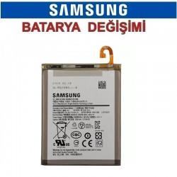 Samsung Galaxy A7 2018 A750 Batarya değişimi