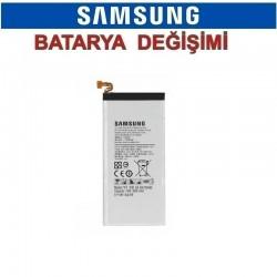 Samsung Galaxy A7 A700 Batarya değişimi