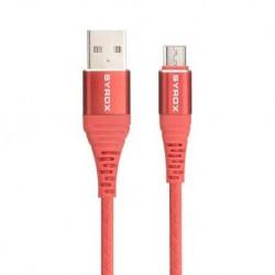 Micro Plus Hızlı Şarj & Data Metal Kablo 2.0A