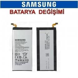 Samsung Galaxy A5 A500 Batarya değişimi