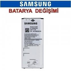 Samsung Galaxy A3 2016 A310 Batarya değişimi