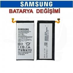 Samsung Galaxy A3 A300 Batarya değişimi