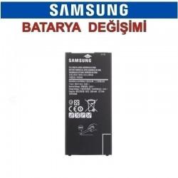 Samsung Galaxy J4 Plus J415 Batarya değişimi