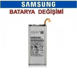 Samsung Galaxy J6 J600 Batarya değişimi