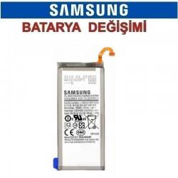 Samsung Galaxy J8 J810 Batarya değişimi