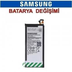Samsung Galaxy J7 Pro J730F Batarya değişimi