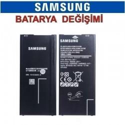 Samsung Galaxy J7 Prime G610F Batarya değişimi