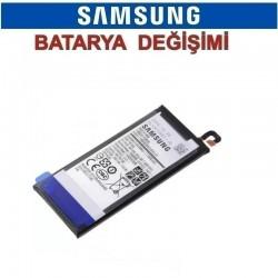Samsung Galaxy J5 Pro J530 Batarya değişimi