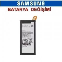 Samsung Galaxy J3 Pro J330 Batarya değişimi