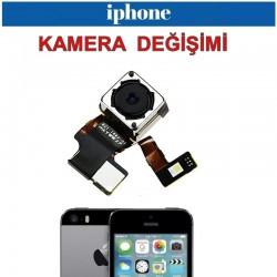 İPhone 5 - 5S - 5C Arka Kamera değişimi