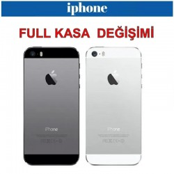 İPhone 5 - 5S - 5C Kasa değişimi