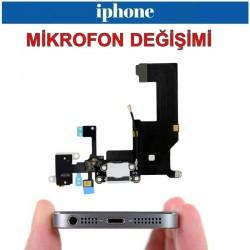 İPhone 5 - 5S - 5C Mikrofon değişimi