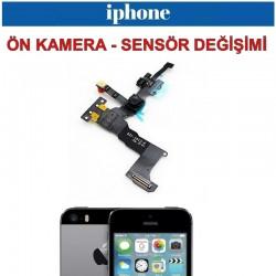 İPhone 5 - 5S - 5C ÖN Kamera değişimi