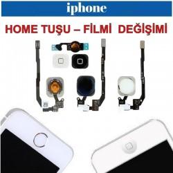 İPhone 5 - 5S - 5C Home - Tuşu, Filmi değişimi
